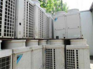 西宁二手空调回收 回收水冷机组 中央空调回收 格力空调回收